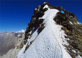Expedition to BHAGIRATHI - III via North Ridge