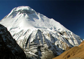 Trek around Mt. Dhaulagiri via French Pass and Hidden Valley