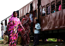 The Nostalgic Final Ride of Ethnic Railway Journey