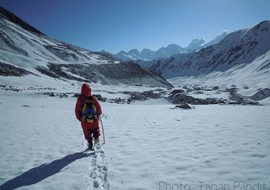 Khimloga Pass Expedition