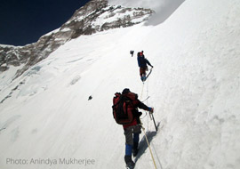 Nanda Devi East Expedition 2014
