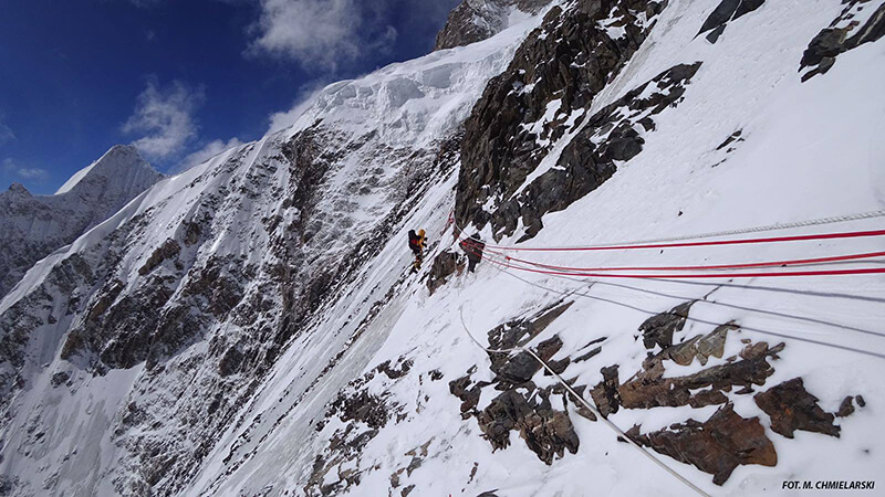 K2 Winter Expedition