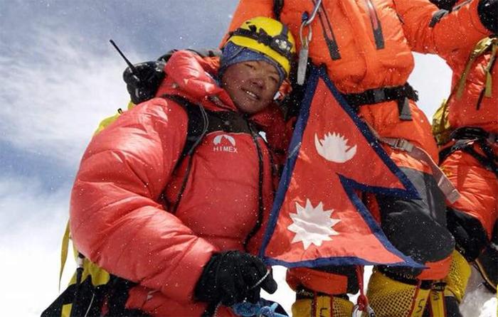 Nima Jangmu Sherpa