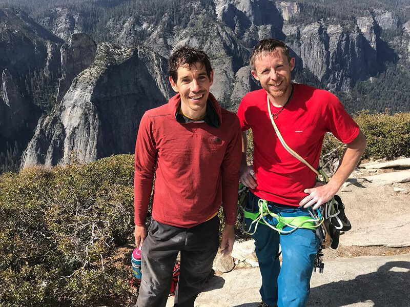 Tommy Caldwell, Alex Honnold