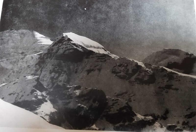 Mt. Radhanath
