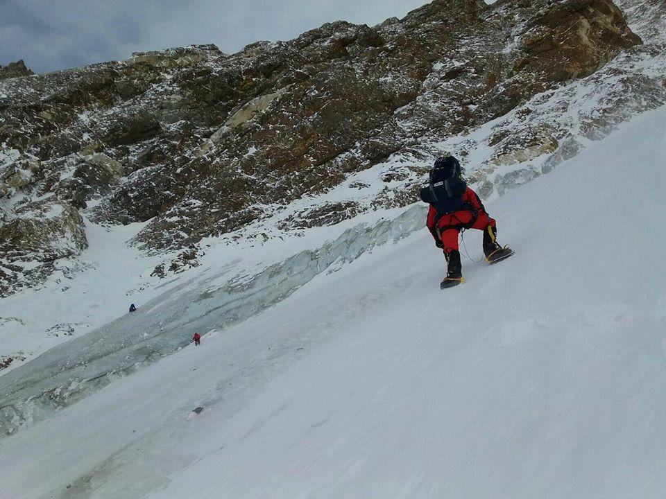 Nanga Parbat winter