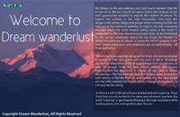 Dream Wanderlust Newsletter February 2013