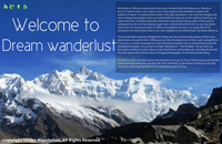 Dream Wanderlust Newsletter January 2013
