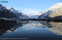 Dream Wanderlust Newsletter May-July 2013
