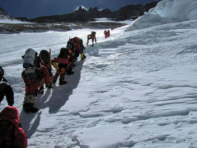 mt everest expedition